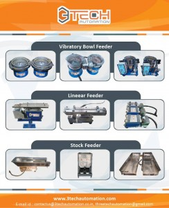 Vibratory bowl feeder manufacturer in India